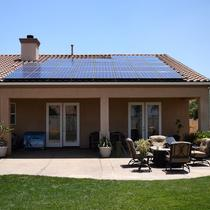 Low Profile installation of our Black Framed SMX USA 250 Solar Panels