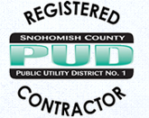 Pre-authorized contractor with SnohomishPUD