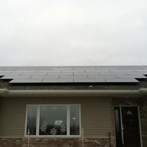 Residential 9 kW Array