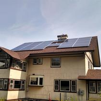 Residential 9.02 kW Array