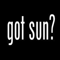 got sun?....go solar!