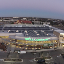 Whole Foods Commercial Solar Installation