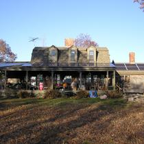 Completed solar electric installation in Tiverton, RI
