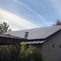 Chuck G. - 6.6kW Standing Seam Metal Roof Install