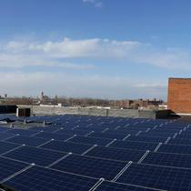 80.56kW System Installed at Cleveland
