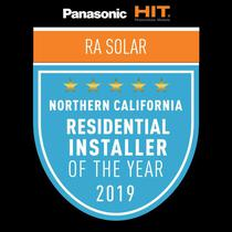 Best installer of the year for Nothern California