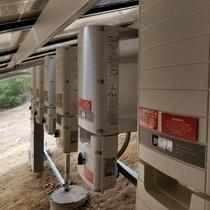 Inverters Beautifully Installed