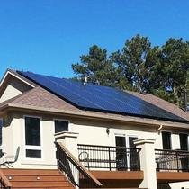 9.81kW Solar System in Parker, CO