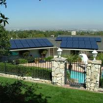 Solar Composite Shingle