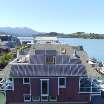Sausalito 5.35kW.  LG & SolarEdge