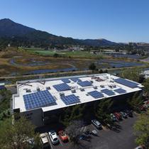 Corte Madera 72kW.  ET Solar & SMA