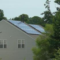 Solar Panels in Raleigh by Sun Dollar