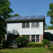Solar Panels in Cary