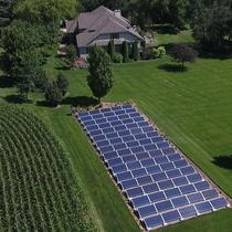 Farm Ground  Mount Solar