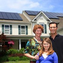 """We determined that Direct Energy Solar provided the best equipment and warranties for the price."""