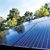 Turn your sunny roof into electricity savings.