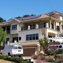 Solar Power Chino Hills San Bernardino County CA