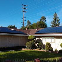 Solar Power Downey Los Angeles County CA