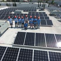 Commercial Solar Power Santa Clarita Los Angeles County