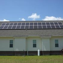 8.55kw Array Onslow County, NC