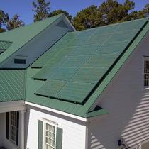 5kw Array with American-made Colored Solar panels