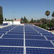 58KW FBO System, Covenant Presbyterian Church, Long Beach