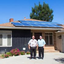 4KW Residential System, Long Beach