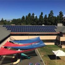 68KW FBO System, Plymouth Christian Church, Whittier