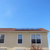 Residential solar in DC