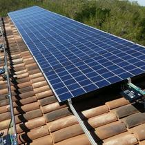 Solergy Solar Panel installation