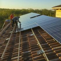 Solergy Solar Panel Installation