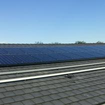Solergy Residential Roof Mount Solar Array