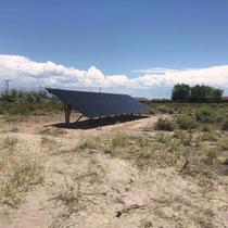 9.9kW Ground Mount in Alamosa  CO