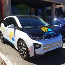 Power your commute with the sun by pairing your electric vehicle with solar!
