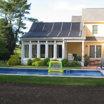 Scituate, MA - Solar Pool Heating