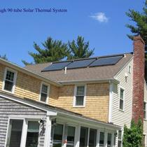 Cohasset, MA - Solar Hot Water