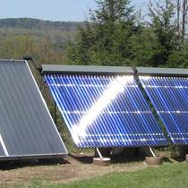 Duxbury, MA - Solar Hot Water and Electric