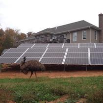 8.112 kW grid-tie system in Ridgeway, VA