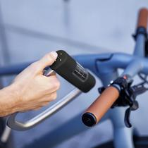 Specializing in custom solutions, PowerFilm delivered a flexible solar panel to power this smart bike lock