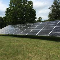 18.6 kW Residential PV Array