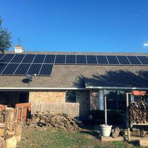JINKO SOLAR PANELS 360W /20240 WILLOW GLADE CIRCLE, PILOT POINT, Texas