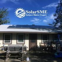 Jinko Solar Panels 350W 706 CADDELL ST., AUBREY, TEXAS