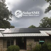 Solar World 290W / 1104 COUNTY ROAD 410 Texas