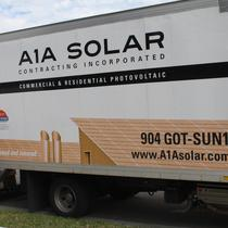 A1A Solar is the best in Jacksonville!