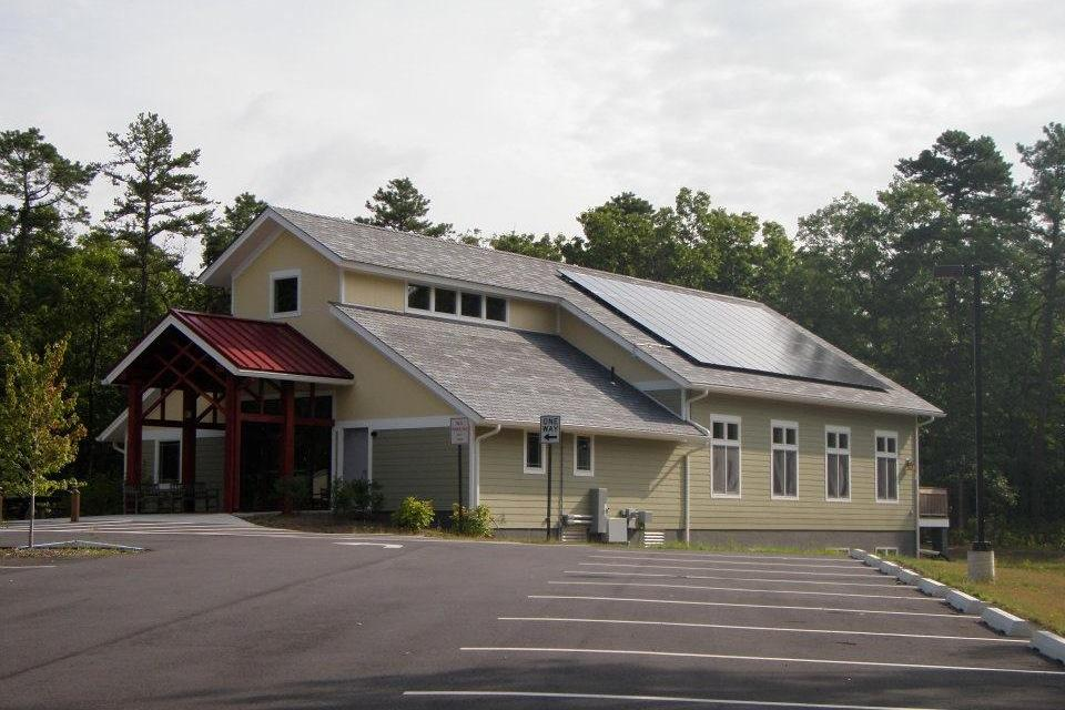 Our Church In Pomona We Could Get This Certified LEED Thanks To Steve  Fiedler