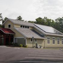 Our church in Pomona-we could get this certified LEED-thanks to Steve Fiedler!