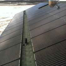 17.68kW Roof Mount Array