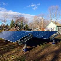 18 SolarWorld 315W modules in Seekonk, MA