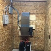 Outback/Simpliphi Off-Grid System
