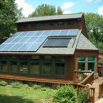Net Zero Home in Sterling VA